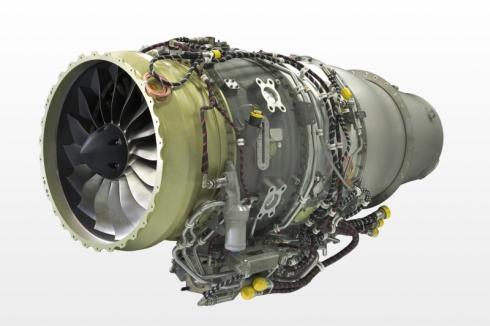 「ホンダジェット」に搭載される航空機用ターボファンエンジン「HF120」