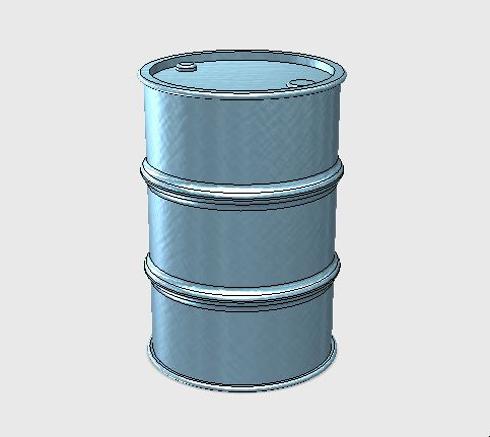 「くるまや軽便鉄道」さんの作品「ドラム缶」