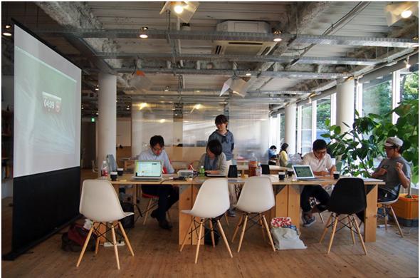 Mozilla Japanオフィス