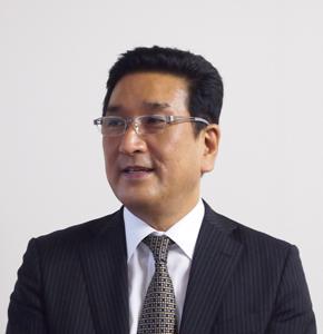 XYZプリンティングジャパン ゼネラルマネージャー 吉井宏之氏