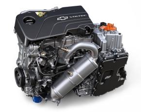 新型「シボレー・ボルト」のエンジン