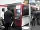欧米・アジア市場で攻勢を掛ける三菱電機、CNCのフラッグシップモデルを出展