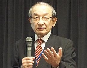 SIP-adusプログラムディレクターの渡邉浩之氏