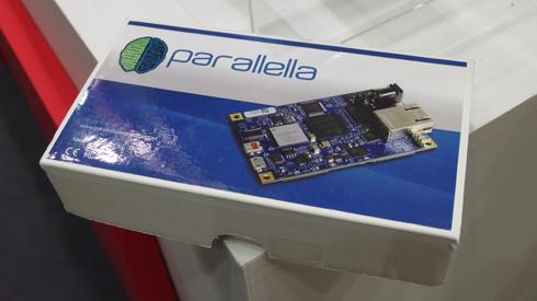 「Parallella board」の外箱