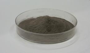 白金基金属ガラス粉末材料