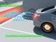 トヨタが駐車時の自動ブレーキを誤操作以外でも実現、超音波センサーを大幅改良