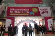 盛況だった「インドネシア国際モーターショー2014」の会場の様子