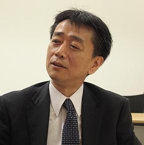 スパンションの赤坂伸彦氏