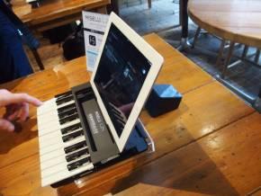 「iPad」と「C.24」の利用イメージ