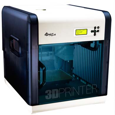 パーソナル3Dプリンタ「ダヴィンチ」シリーズの新製品「ダヴィンチ 1.0A」