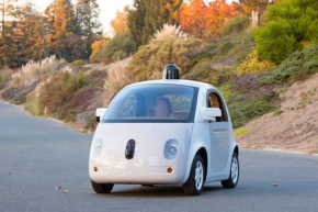 Googleの新しい自動運転車の完成版