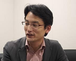 トレジャーデータ日本法人の堀内健后氏