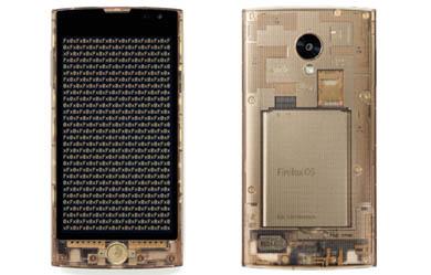 Firefox OSを搭載する国内初のスマートフォン「Fx0」