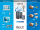 産業機械の稼働監視や遠隔制御を実現するM2Mプラットフォームを提供