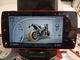 二輪車のメーターもデジタルクラスタになる、専用UI開発ツールを展示