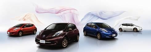 「リーフ」のような電気自動車にも「エマージェンシーブレーキ」が搭載される