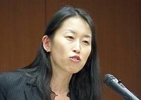 情報通信総合研究所の吉岡佐和子氏