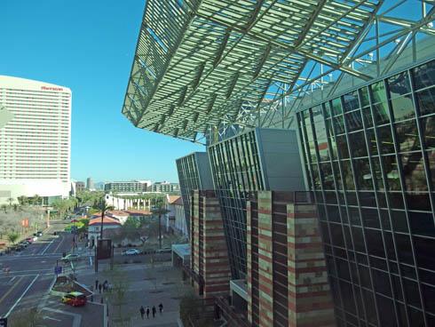 「SOLIDWORKS World 2015」の会場となったフェニックス コンベンションセンター