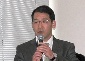 タムラ製作所の清田達也氏