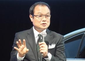 ホンダの伊東孝紳氏
