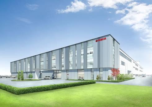 新たな浜松IM事業所の完成イメージ