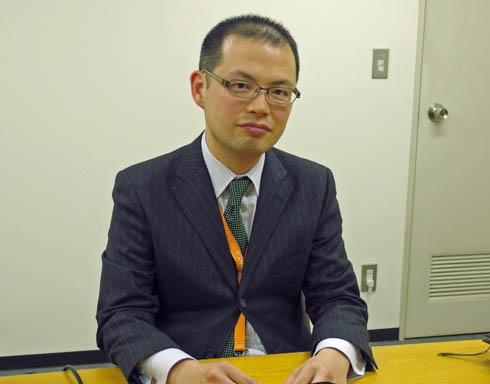 新井原慶一郎氏