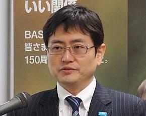 BASFジャパンの瀬畑一茂氏