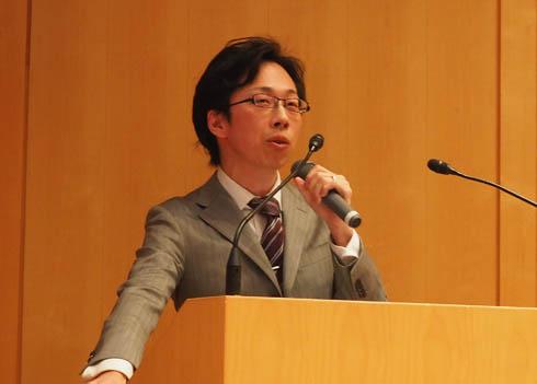 プリベクト 代表取締役の北山一真氏