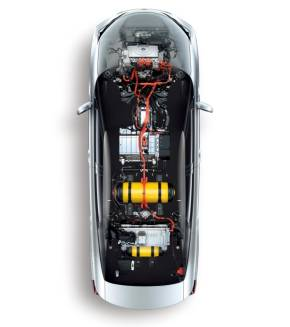 「トヨタフューエルセルシステム」のイメージ