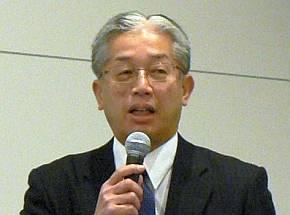 本田技術研究所の守谷隆史氏