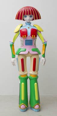 ファッションロボット「MAYUPO」