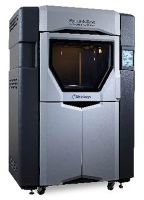 Stratasys製のFDM方式3Dプリンタ「Fortus 450mc」