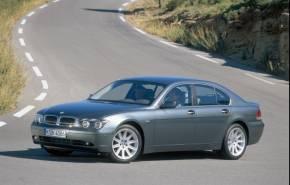 BMW「7シリーズ」の「E65型」
