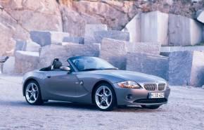 BMW「Z4」の「E85型」