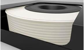 パーソナル3Dプリンタ「ダヴィンチ」シリーズ専用ABSフィラメントの新色「スノーホワイト」