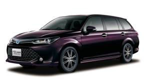 トヨタ自動車が大幅改良を行った「カローラ アクシオ」