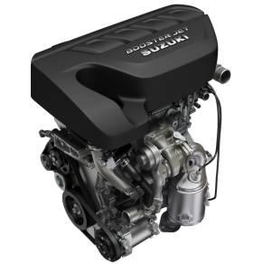 排気量1.4lの直噴ターボガソリンエンジン「ブースタージェット」