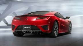 新型「NSX」にも3モーターハイブリッドシステムが搭載される