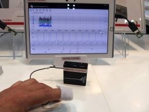「AYA-P」を使った脈波計測への適用事例