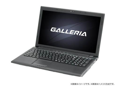 Windows 8.1搭載ゲーミングPC「GALLERIA QF940HE」