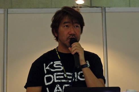 ケイズデザインラボ 代表取締役 社長の原雄司氏