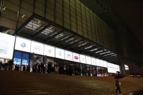 「オート上海2015」の前夜に開催された「フォルクスワーゲングループナイト」