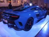 「McLaren 675LT」の外観