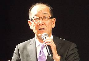燃料電池車「ミライ」の開発主査 田中義和氏