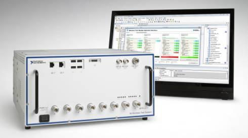 日本NIの「Wireless Test System」