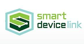「スマートデバイスリンク」のロゴ