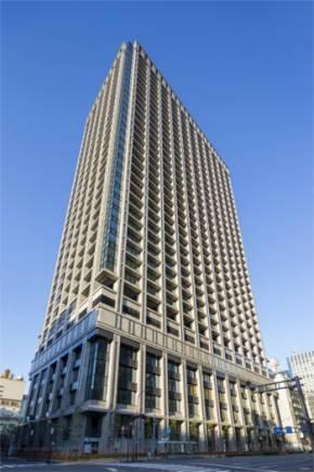 デンソーの東京支社が入居する予定の東京日本橋タワー