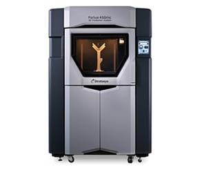 Stratasys社製3Dプリンタの新製品「Fortus450mc」