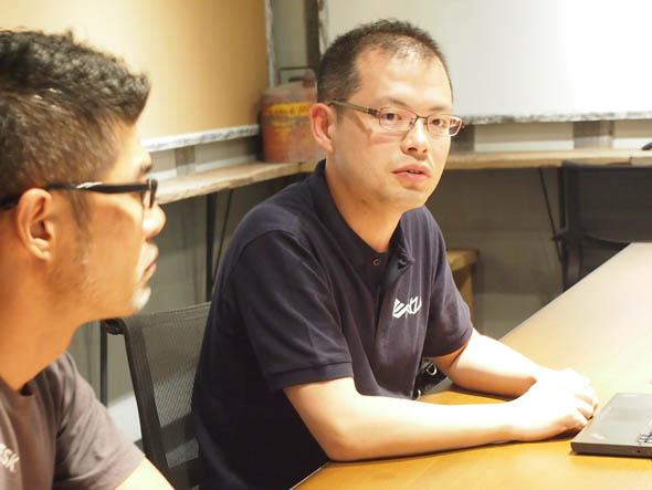 中国、台湾の勢いを語るXYZプリンティングジャパンの新井原氏