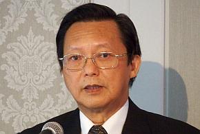 台湾区医療バイオテクノロジー器材工業組合の陳濱氏